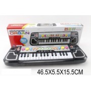 Синтезатор Lezile 32 клавиши, запись, батарейки AA*3 шт. в комплект не входят, коробка 3201B