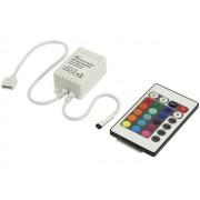 HQ LAMP LR-CNTR01 RGB LED infra vezérlő 24gombos