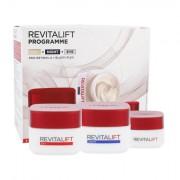 L´Oréal Paris Revitalift confezione regalo cura quotidiana della pelle 50 ml + cura della pelle notte 50 ml +crema per contorno occhi 15 ml donna