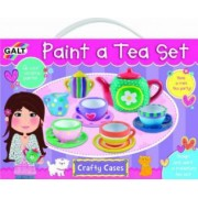 Set ceramica Picteaza un set de ceai