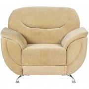 Gioteak Kindled 1 seater sofa golden color