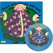 There Was an Old Lady Who Swallowed a Fly 'With CD', Paperback