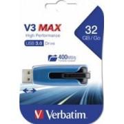 USB Flash Drive Verbatim Store n Go V3 3.0 32GB MAX blue