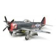 Tamiya Model samolotu myśliwskiego P-47D Thunderbolt - Tamiya 61096