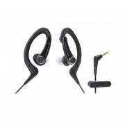 Technica Słuchawki AUDIO-TECHNICA ATH-SPORT1 Czarny