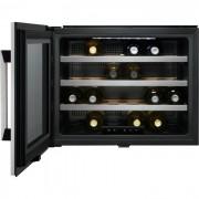 Racitor de vinuri incorporabil Electrolux ERW0670A, 24 sticle, A+, Inox