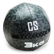 Capital Sports Restricamo Wall Ball Medizinball PVC 3kg Camouflage