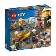 LEGO City Mining Echipa de minerit 60184