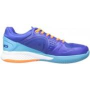 Head Sprint Pro Tennis Shoes(Blue, Orange)