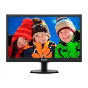"Monitor Philips Led Mod. 193V5LHSB2/55 19"" Full HD VGA - HDMI"