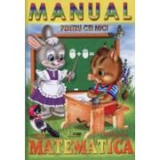 Matematica (Manual pentru cei mici).