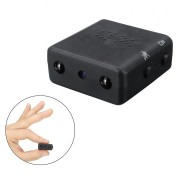 1.1inch Mini 1080P HD Infrared IR-CUT Camera Night Vision Home Micro Security Nanny DVR