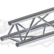 Global Truss F33, 350cm, Travesaño de 3 puntos incl. conector cónico