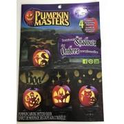 Pumpkin Masters Sensational Shadows Shadow Projecting Patterns