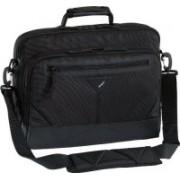 Targus Slipcase with Shoulder Strap For 16 Inch Widescreen Laptops 15.6 L Laptop Backpack(Black)