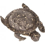 """Sunny Toys 12"""" Turtle Wood Hand Puppet"""