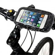 Vodeodolný držiak mobilu /GPS na bicykel