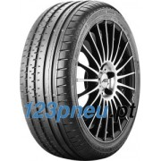 Continental ContiSportContact 2 SSR ( 225/45 R17 91W *, runflat )
