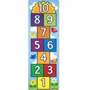 Детско килимче за игра - Дама, 19402 Melissa and Doug, 000772194020