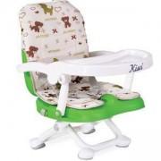 Детско столче за хранене, повдигащо се - Kiwi, Cangaroo, зелено, 356100