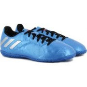 ADIDAS MESSI 16.4 IN J FOOTBALL/SOCCER For Men(Blue)