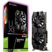 Placa video EVGA GeForce GTX 1660 XC ULTRA BLACK GAMING 6GB GDDR5 192-bit