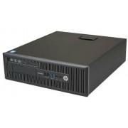 HP Hewlett-Packard HP Elitedesk 800 G1 SFF i5-4590 3.30GHz 256GB SSD 16GB