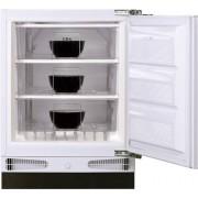 CDA FW381 Static Built Under Freezer - White