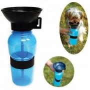 Cestovná fľaša na vodu pre psa Aqua Dog 500 ml
