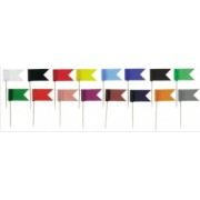 Stegulete colorate, 20 buc/cutie, ALCO