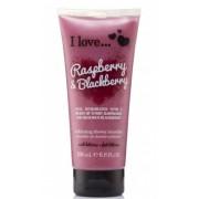 I Love Gel Dus Exfoliant Raspberry&Blackberry 200 ml