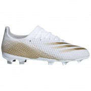adidas X Ghosted.3 Fg Kids White - Wit - Size: 37 1/3