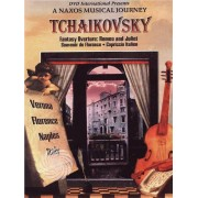 Video Delta Pyotr Ilyich Tchaikovsky - Fantasy overture: Romeo and Juliet - Scenes of Italy - DVD