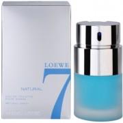 Loewe 7 Natural Eau de Toilette para homens 50 ml