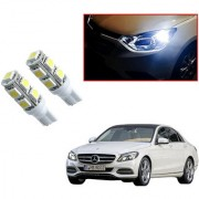 Auto Addict Car T10 9 SMD Headlight LED Bulb for Headlights Parking Light Number Plate Light Indicator Light For Mercedes Benz C-Class