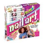 Set De Joaca Fablab Nail Art