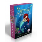 A Mermaid Tales Sparkling Collection: Trouble at Trident Academy; Battle of the Best Friends; A Whale of a Tale; Danger in the Deep Blue Sea; The Lost, Paperback
