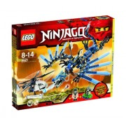LEGO Ninjago Limited Edition Set #2521 Lightning Dragon Battle