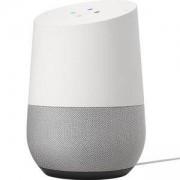 Портативна колона с изкуствен интелект Google Home - White Slate, Google Personal Assistant