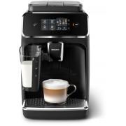 Espressor automat Philips EP2231/40, 12 setări măcinare, Ecran tactil, Carafă lapte, 15 bar, Aroma Seal, Negru