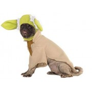 Rubie's Star Wars Collection Pet Costume, Large, Yoda