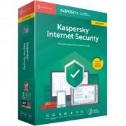 Atualização do Kaspersky Internet Security 2020 1 Dispositivo 1 Ano