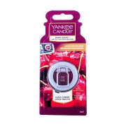 Yankee Candle Black Cherry Autoduft zum Anhängen an die Entlüftungsöffnung 4 ml