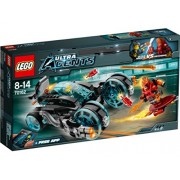 Lego Infearno Interception, Multi Color
