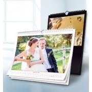 Calendar personalizat de perete A5