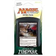Magic The Gathering: Mtg Battle For Zendikar: Intro Pack / Theme Deck: Defiant Bloodlord (Includes 2 Booster Packs & Alternate Art Premium Rare Promo) Black