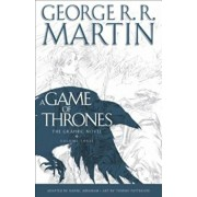 A Game of Thrones, Volume Three: The Graphic Novel, Hardcover/George R. R. Martin