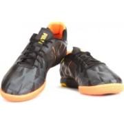 Puma Neon Lite 2.0 Men Badminton Shoes For Men(Black, Orange)