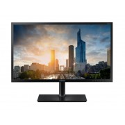 "Samsung Monitor Business Avanzato 27"" Samsung Ls27h650fduxen Led Full Hd Hdmi Hub Usb Refurbished Nero"