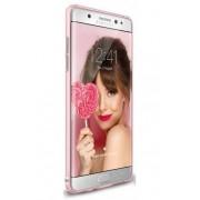Husa Protectie Spate Ringke Slim Frost Pink pentru Samsung Galaxy Note 7 plus folie protectie Invisible Screen Defender